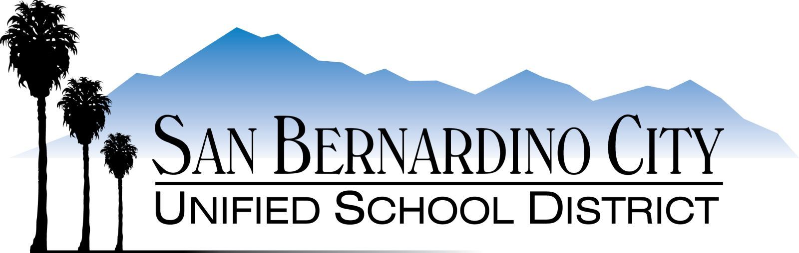 San Bernardino City Unified School District logo